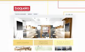 Web site Baqueiro