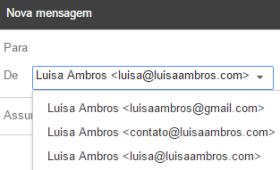 Como enviar e-mail hospedado no Hostinger pelo Gmail