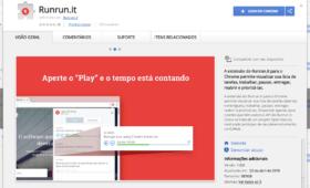 RunRunIt: Lembre de pausar tarefas com extensão do Chrome