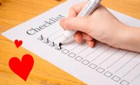 Checklist: quando usar, como fazer e porque eu ❤️!