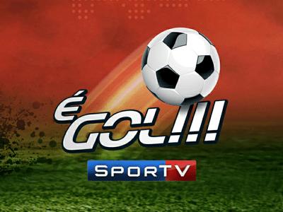 Aplicativo para iOS e Android: É Gol!!! SporTV