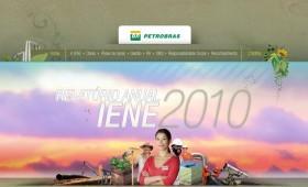Relatório IENE 2010 – Petrobras