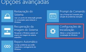 [Resolvido] Erro de tela preta no Windows 8.1 após Windows Update