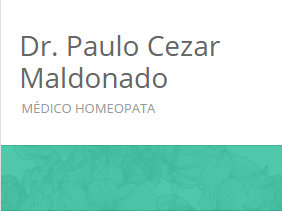 Dr. Paulo Cezar Maldonado – Site Responsivo