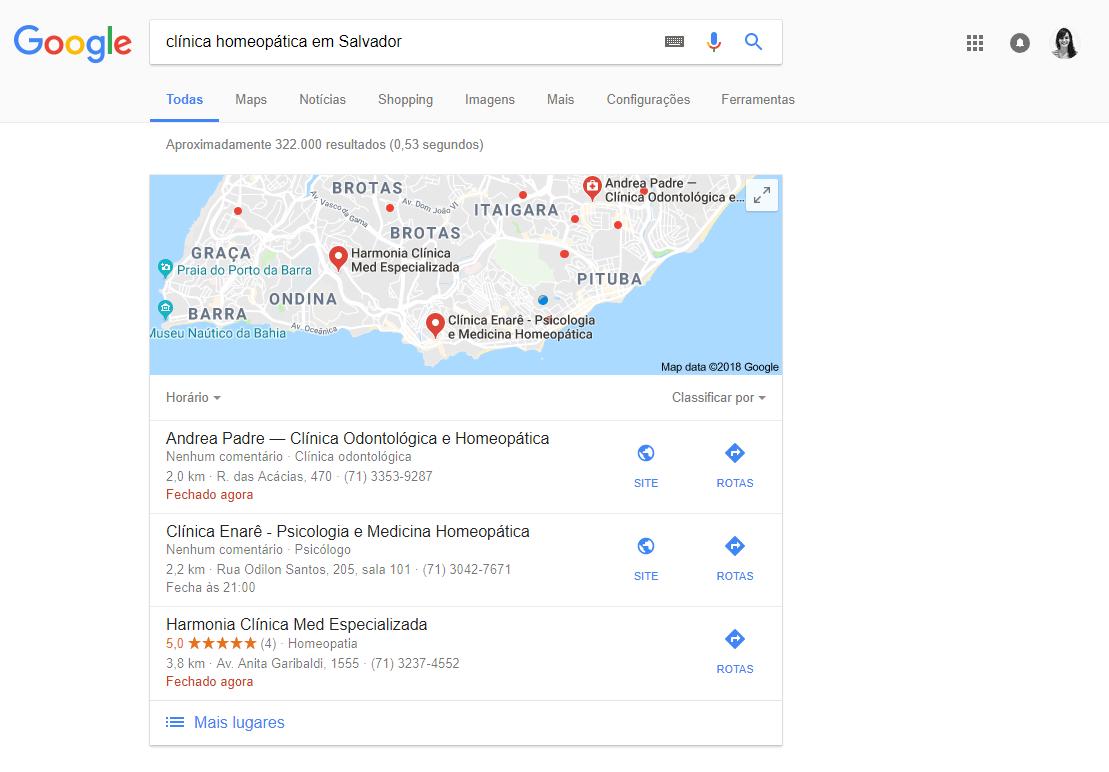 Como Aparecer nos Mapas do Google