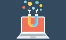 Estratégia de Inbound Marketing em Dossiê para Revista Locaweb