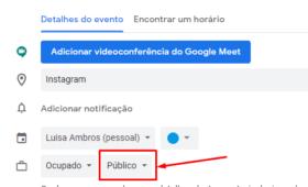 Como Fazer Link Para Criar Evento no Google Agenda
